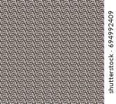 tweed brown fabric. graphic...   Shutterstock .eps vector #694992409