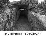 sardinia's origins | Shutterstock . vector #695029249