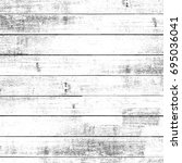 grunge texture black and white. ... | Shutterstock . vector #695036041