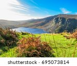 Lake Lough Tay Or The Guinness...
