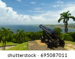 Cannon At Fort King George...