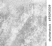 gray dots. grey circles.... | Shutterstock .eps vector #695093509