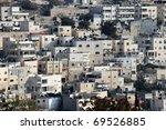Arab Silwan Village Next To Th...