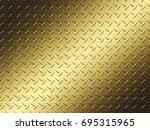 metal texture background...   Shutterstock . vector #695315965