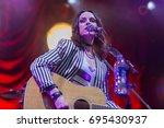 linlithgow  scotland 13th... | Shutterstock . vector #695430937