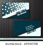 vector abstract creative... | Shutterstock .eps vector #69544708
