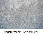 gray concrete wall with fine... | Shutterstock . vector #695541991