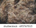 felt fiber background   Shutterstock . vector #695767015