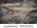 felt fiber background   Shutterstock . vector #695767021