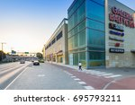 gdansk  poland   august 11 ...   Shutterstock . vector #695793211