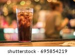 soft drinks | Shutterstock . vector #695854219