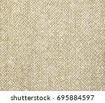 textured fabric background | Shutterstock . vector #695884597
