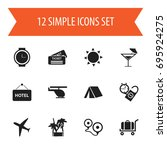 set of 12 editable journey...