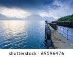 ferry station   Shutterstock . vector #69596476