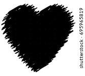 heart | Shutterstock .eps vector #695965819