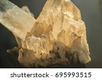 Quartz Prismatic Habit Stone...