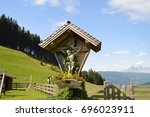 religion symbol | Shutterstock . vector #696023911