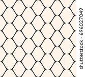 subtle mesh texture. vector... | Shutterstock .eps vector #696027049