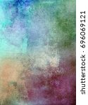 abstract old paint gradient... | Shutterstock . vector #696069121