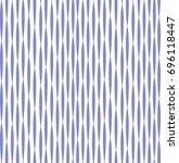uneven stripes seamless... | Shutterstock .eps vector #696118447