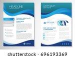 template vector design for... | Shutterstock .eps vector #696193369