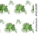 Palm Tree Pattern 02
