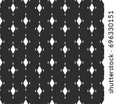 seamless rhombic pattern  ... | Shutterstock .eps vector #696330151