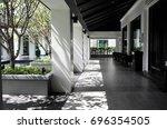 khon kaen thailand   aug 13  a... | Shutterstock . vector #696354505