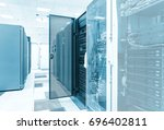 cluster disk storage with the... | Shutterstock . vector #696402811