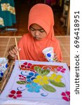 krabi  thailand   may 2  2015 ...   Shutterstock . vector #696418951