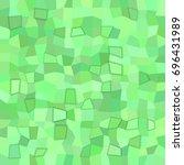 geometrical abstract irregular... | Shutterstock .eps vector #696431989