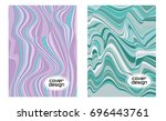 abstract background design with ... | Shutterstock .eps vector #696443761