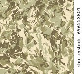 abstract vector military... | Shutterstock .eps vector #696553801