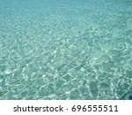 sea background with perfect... | Shutterstock . vector #696555511