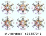 a colorful background with... | Shutterstock . vector #696557041