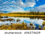 Patricia Lake Among The Firs...