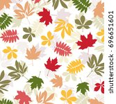 background with multicolor... | Shutterstock .eps vector #696651601