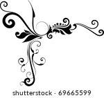 vector design elements | Shutterstock .eps vector #69665599