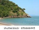 krabi   thailand   march 11...   Shutterstock . vector #696666445