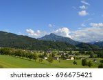 Small photo of alps mountains