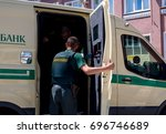 voronezh  russia   june 07 ...   Shutterstock . vector #696746689