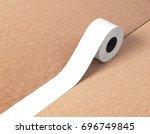 sticky tape  scotch tape ... | Shutterstock . vector #696749845