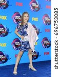 Small photo of LOS ANGELES - AUG 13: Elliana Walmsley at the Teen Choice Awards 2017 at the Galen Center on August 13, 2017 in Los Angeles, CA