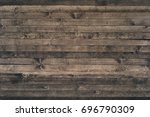 dark wood texture background... | Shutterstock . vector #696790309