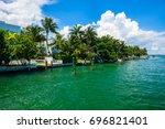 Scenic Miami Beach Cityscape...