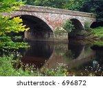 Bridge Over The River Eden At...