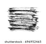rough old overlay swatch or... | Shutterstock .eps vector #696952465