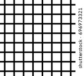 pattern with the mesh  grid.... | Shutterstock .eps vector #696973321