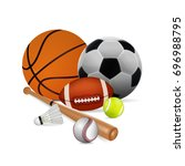 sports equipment basketball