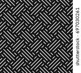 seamless abstract patterns....   Shutterstock .eps vector #697030261